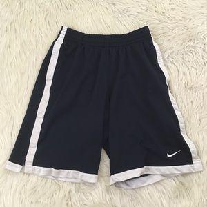 Nike Basketball Mens Blue Basketball Shorts